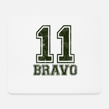 Infantry 11 Bravo - US Infantry product - U.S. Military - Mouse Pad