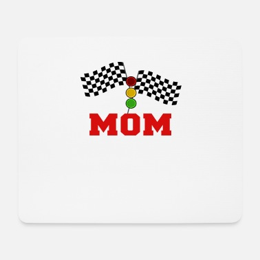 Laurea Mom Pit Crew Racing Drifting Race - Tappetino mouse
