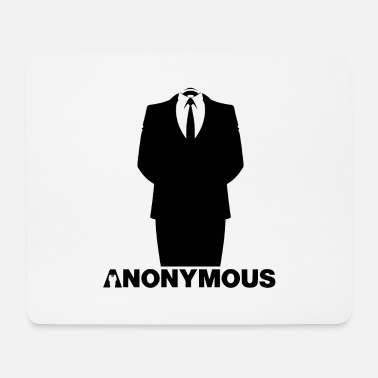 Anonymous Anonymous - We zijn legio - Suite overhemd - Muismat