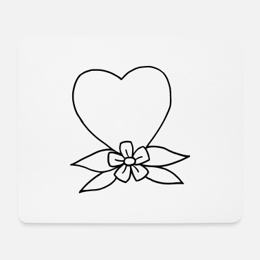 Tradition Heart traditional - Mouse Pad