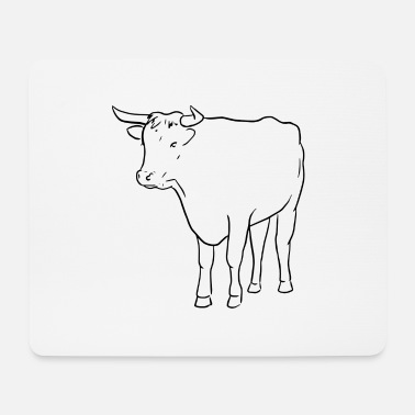cow65 - Mouse Pad