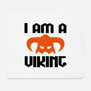 Citations Cool Je suis une citation cool de viking - Tapis de souris