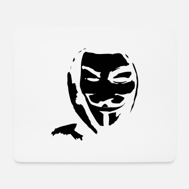 Anonymous anonymous - Tapis de souris