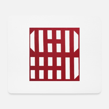 Grid grid - Mouse Pad