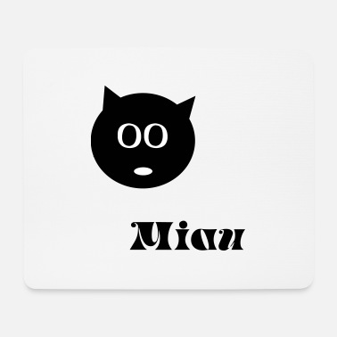 Cat, kitten, meow - Mouse Pad