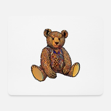 Watercolour Watercolour Ted - Mouse Pad