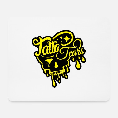 Paint tattoo_tears_ee2 - Mousepad