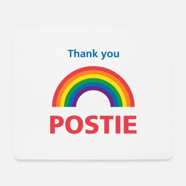 Post Grazie Postie - Tappetino mouse