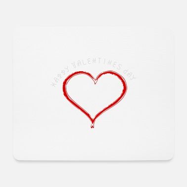 ValentinesDay Valentine's Day Love Love - Mouse Pad