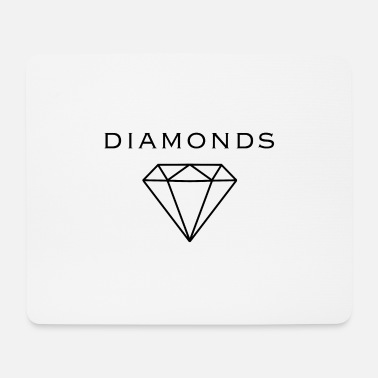 Diamonds - Mouse Pad