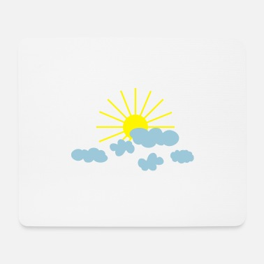 Ray Sun - Mouse Pad