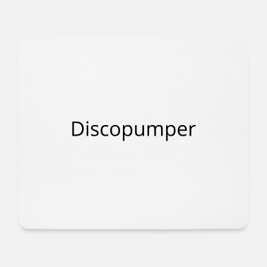Disco Pumper - Tappetino mouse
