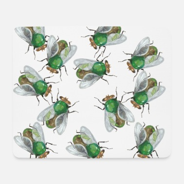 Flying pattern - Mouse Pad
