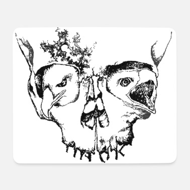 Conflict conflict - Mouse Pad
