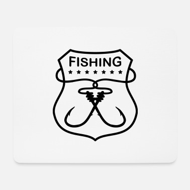 Predatory Fish fishing_f1 - Mouse Pad