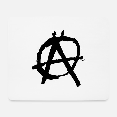 Anarchy anarchy - Mouse Pad