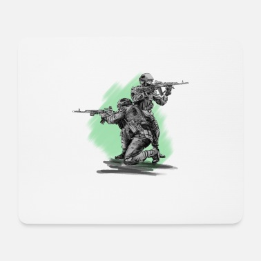 Special Forces Special Forces - Mouse Pad