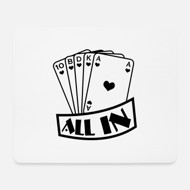 All All in - Mousepad