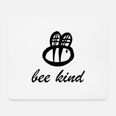 Nanny Little bee bee kid - Mouse Pad
