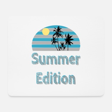 Pattern Summer Edition - summer / trend / cool - Mouse Pad