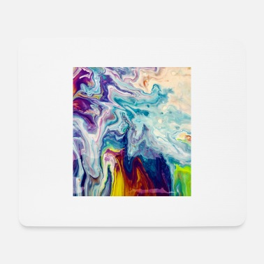 Abstract Abstract - Mousepad