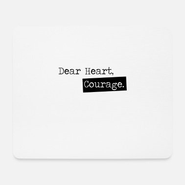 My Heart My heart - Mouse Pad