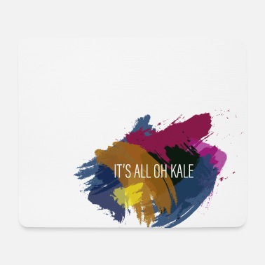 Its all oh cold - Mouse Pad