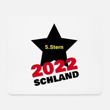 Schland World Champion 2022 - Mouse Pad