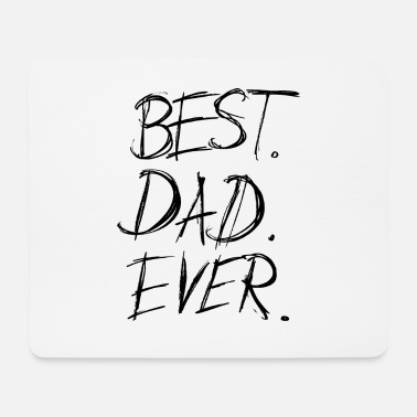 Daddy Of The Year Dad daddy dad - Mouse Pad