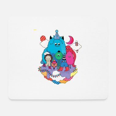 Trendy Trendy kids - Mouse Pad