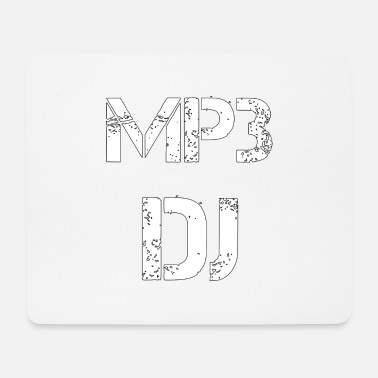 Mp3 MP3 DJ - Tappetino mouse