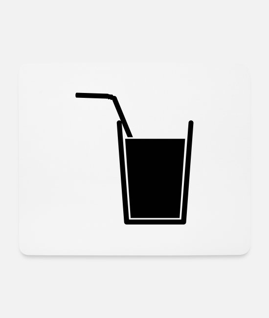 Cola Mouse Pads - Drink - Mouse Pad white