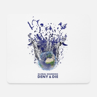 DENY AND DIE - 01 - Mousepad (Querformat)