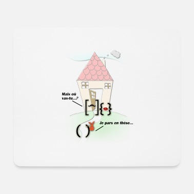Phd Pars PhD - Mouse Pad