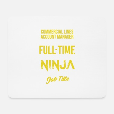 Commercial Commercial Lines Account Manager - Commercial Line - Mouse Pad