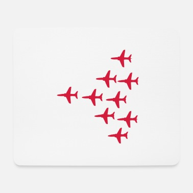 Air Red Arrows Vulcan 2007 Formation - Mouse Pad
