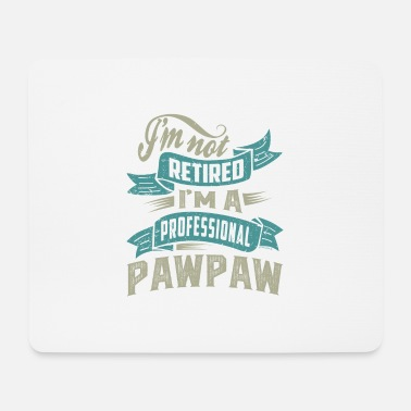 Paw Professional Paw Paw - Mouse Pad