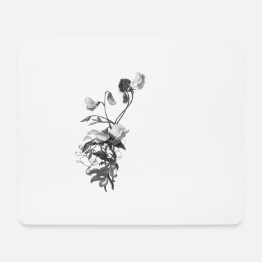 Botanical flower bouquet botany botanical - Mouse Pad