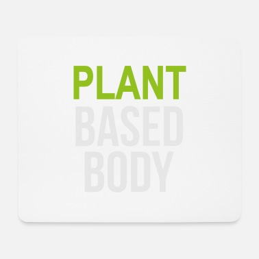 Nature Conservation Plant Based Body - Mouse Pad