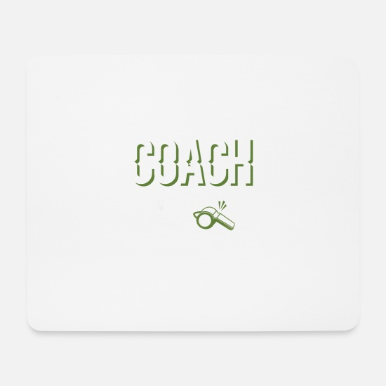 Coach Mouse Pads - Coach - Coach - Mouse Pad white