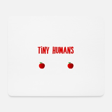 Teacher Training PDHPE Teacher - Training tiny humans to listen to - Mouse Pad