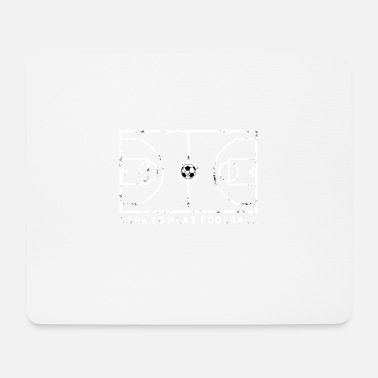 Football Field Football, soccer field, football field - Mouse Pad