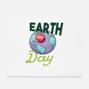 Demo Earth nature environmental protection nature conservation eco sustainable - Mouse Pad
