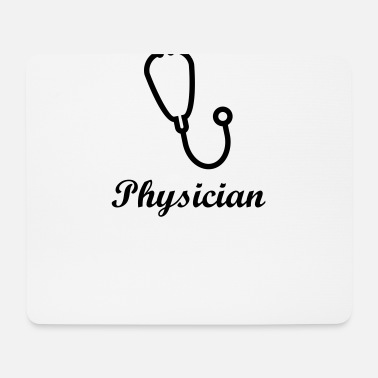 Doctor / Docteur / Physician / Arzt / Medecine - Mouse Pad