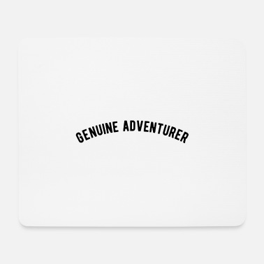 Genuine Genuine Adventurer - Mouse Pad