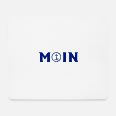 Northern Germany Moin Shirt · Northern Germany · Gift - Mouse Pad