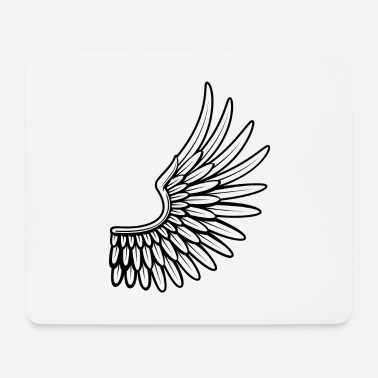 Wing wing - Mouse Pad