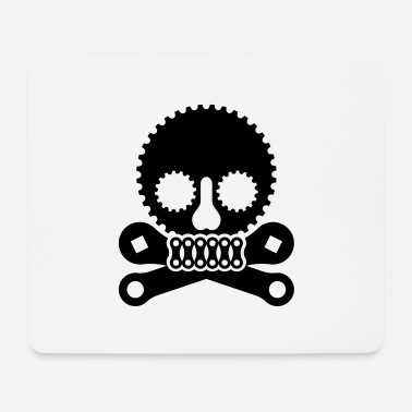 Klimanerd Bike Pirate - Mousepad