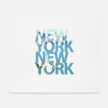 New York New York, New York - Mousepad