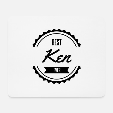 Ken best ken - Mouse Pad